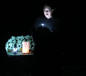 Cemetery Tour 2018