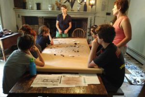 Artifact Sorting and instruction