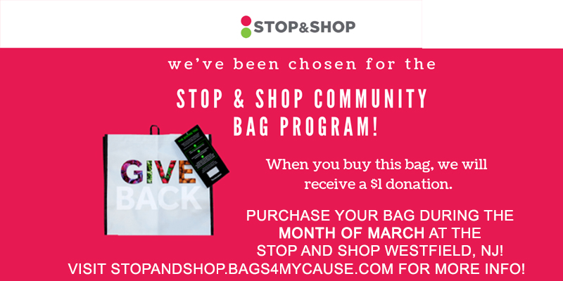 Stop and Shop Community Bag Program