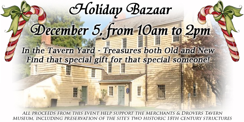 Holiday Bazaar at the Merchants