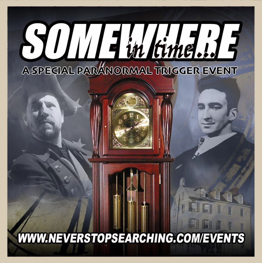 "Brian Cano ""Somewhere in Time"" Event @ Merchants and Drovers Tavern Museum"