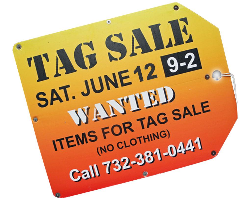 Tag Sale 2021